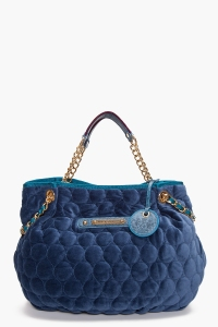 Juicy-Couture-Quilted-Bag-Blue