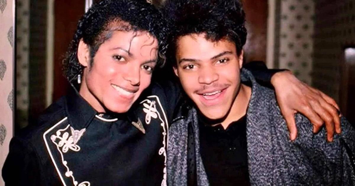 Michael Jackson Rockwell 1984